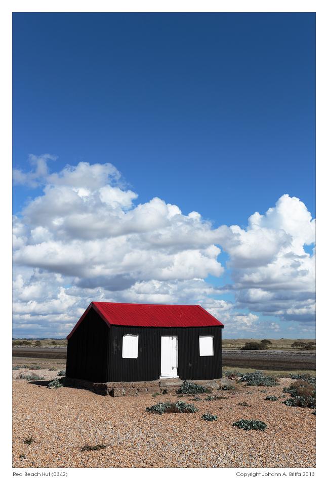 Red Beach Hut (0342)